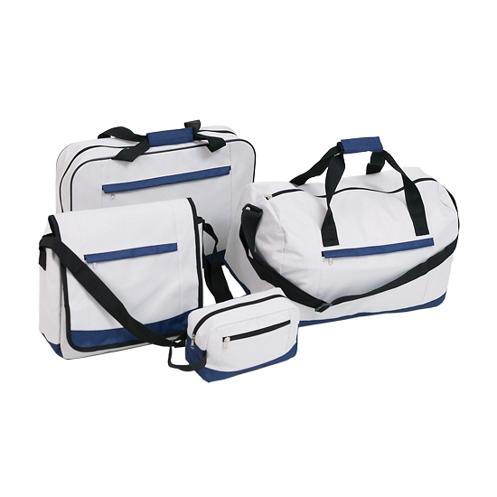 4 delige set met tassen