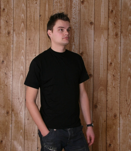 Alan Red katoenen shirts