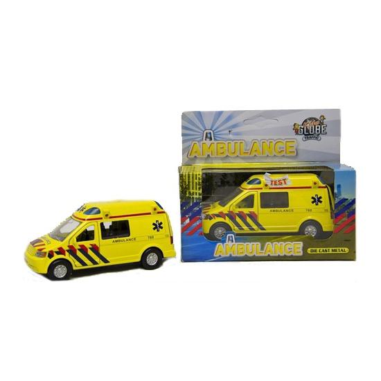 Ambulance voor kinderen