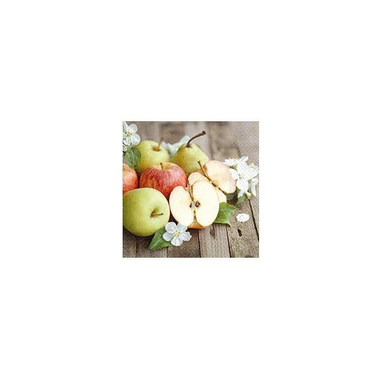 Appels met bloesem servetten 20 stuks