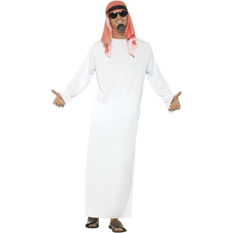Arabische kostuums arabieren
