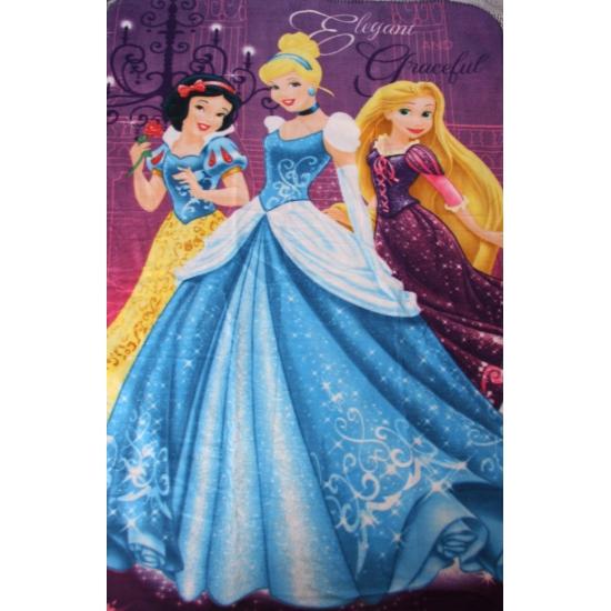 Ariel deken Fleece deken Disney prinsessen 100 x 150 cm