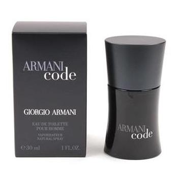 Armani Code eau de toilette