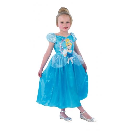 Assepoester jurk voor kinderen
