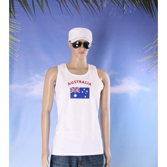 Australie vlaggen tanktop  t shirt
