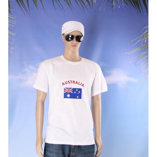 Australische vlaggen t shirts