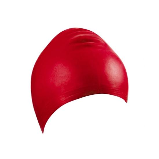 Badmutsen van latex rood