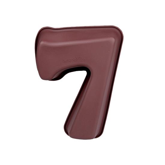 Bakvorm van siliconen materiaal cijfer 7
