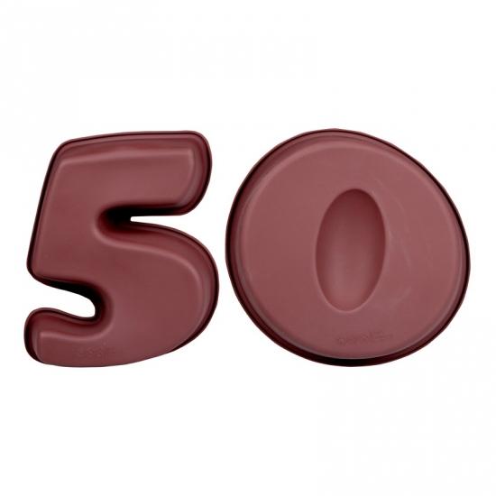 Bakvormen van siliconen materiaal cijfer 50