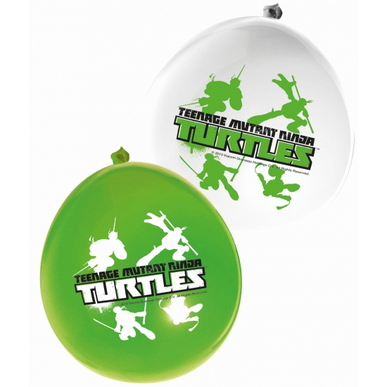 Ballonnen Teenage Mutant Ninja Turtles