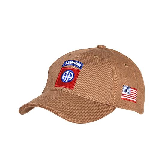 Baseball pet 82nd airborne division