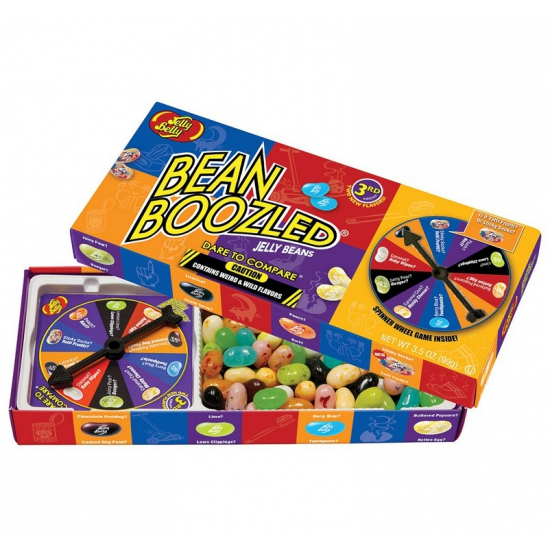Bean Boozled challenge spel