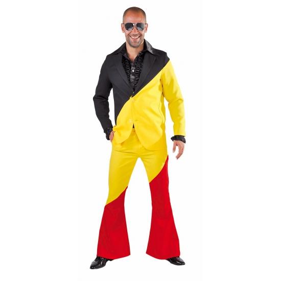 Belgie verkleed pak voor volwassenen
