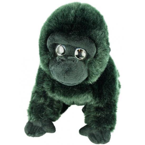 Berg gorilla knuffeldier 33 cm