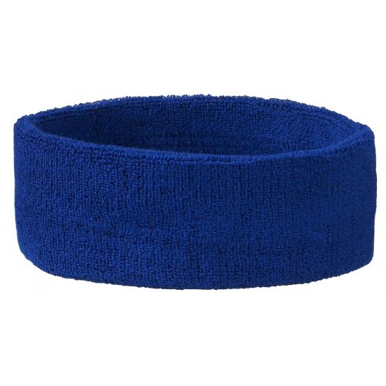 Blauwe hoofdbandjes