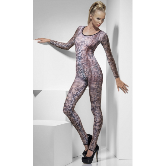 Bodysuits in tijgerprint