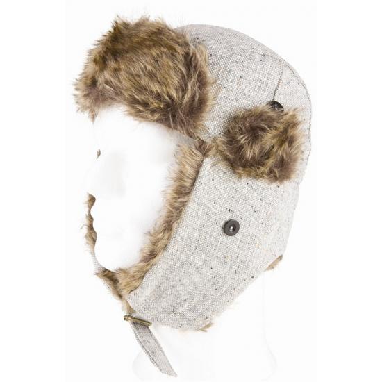 Bontmuts Syberie wit voor volwassenen