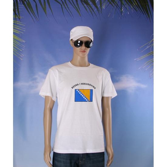 Bosnia and Herzegovina vlaggen t shirts