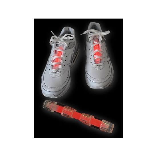 Breek lichtje rood voor in je schoen