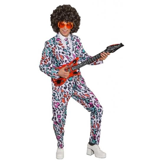 Business suit luipaard bontgekleurd