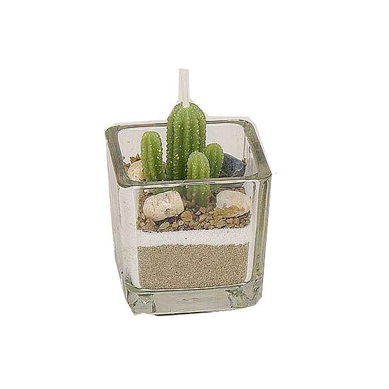 Cactus kaars 5 cm