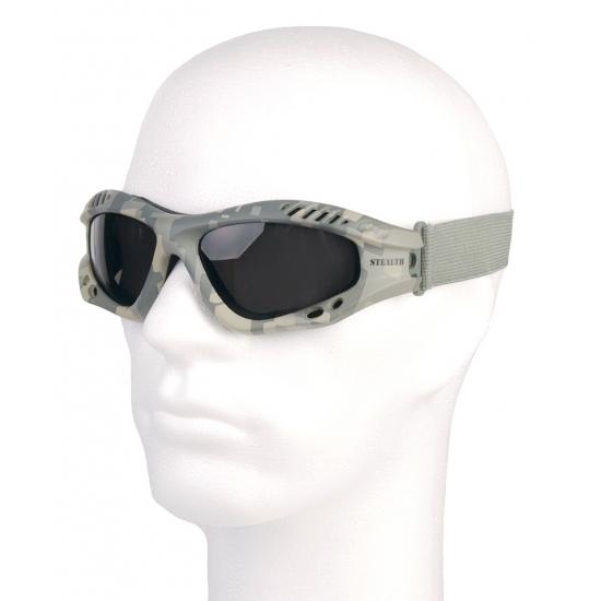 Camouflage Tactical bril heren