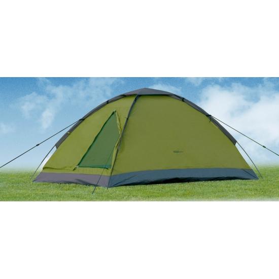Camping tent grijs voor 2 personen