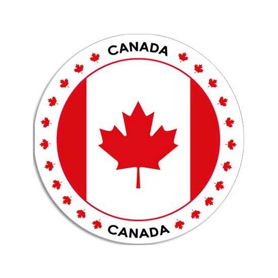 Canada stickers