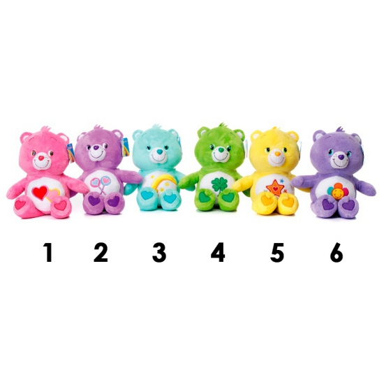 Care Bears mint knuffelbeer 33 cm
