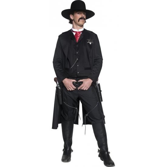 Carnaval kostuum Western Sherrif