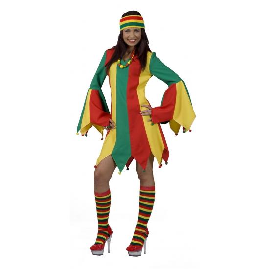 Carnaval party jurkje voor dames