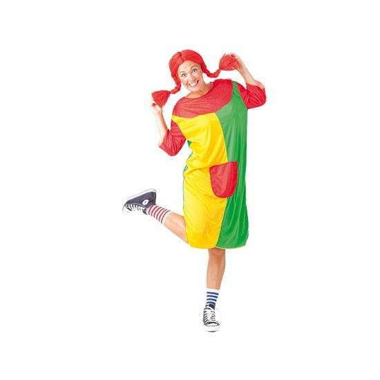 Carnavalskleding Pippi voor dames