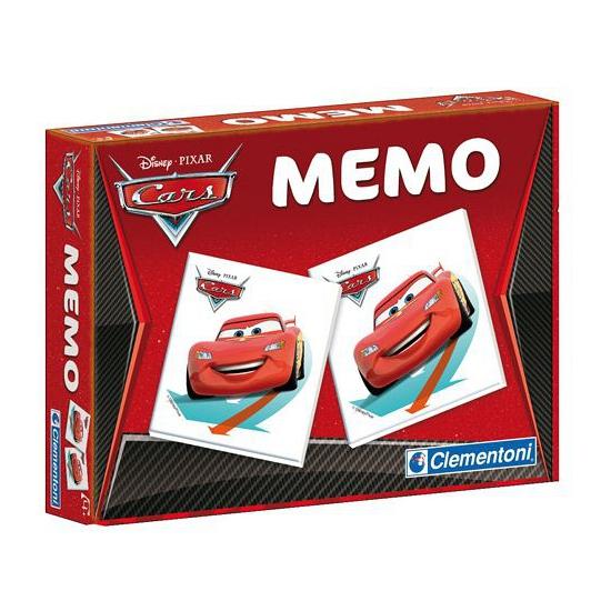 Cars thema memory spel