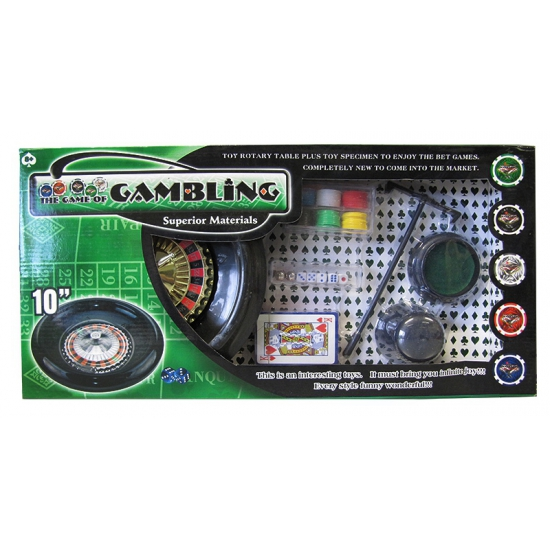 Casino spel roulette