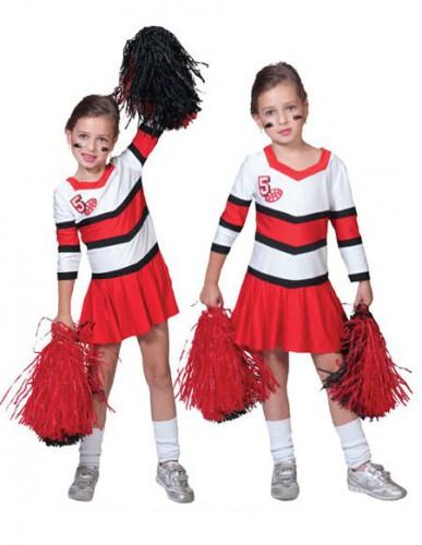 Cheerleader outfit voor meisjes