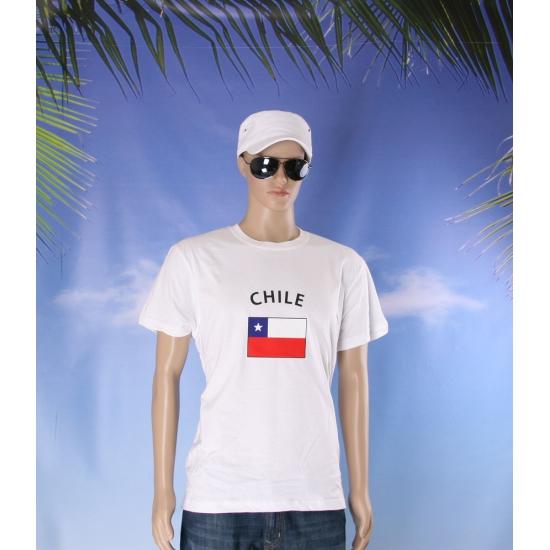Chili vlaggen t shirts