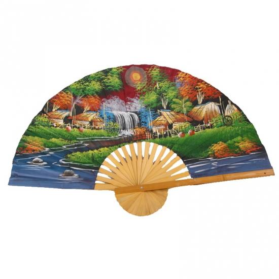 Chinese versiering waaier 100 cm