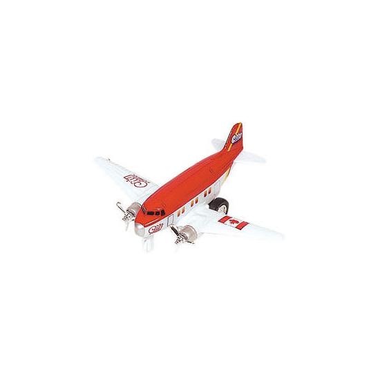 Chu rood vliegtuigje 12 cm