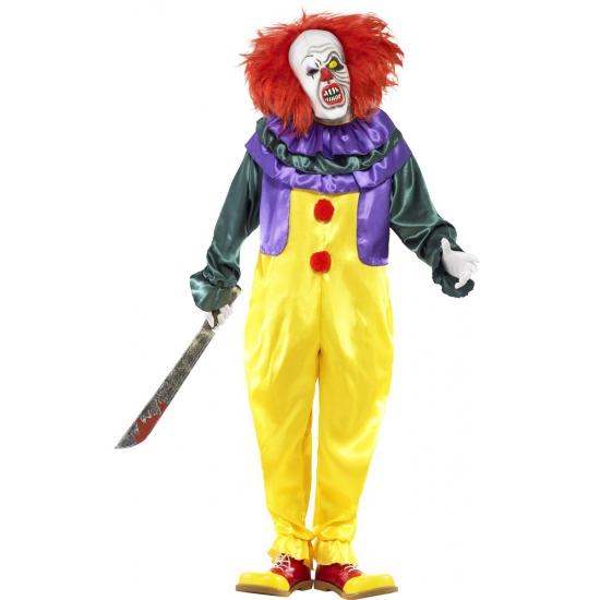 Clowns kostuum Halloween