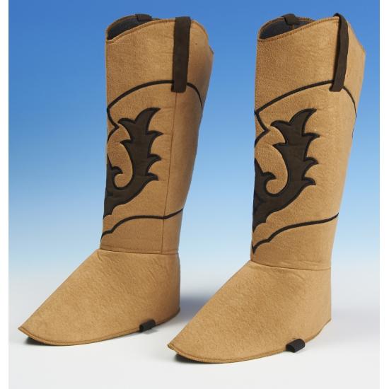 Cowboylaars schoenhoezen