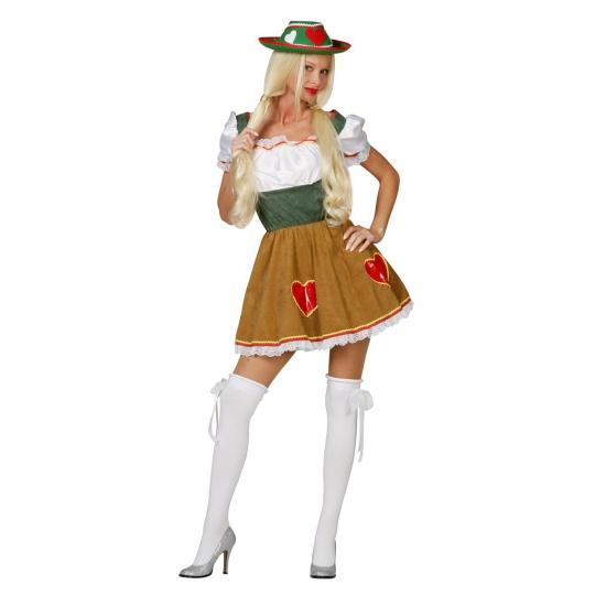 Dames kostuum Heidi