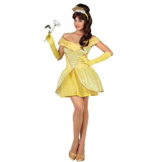 Dames prinses kostuum