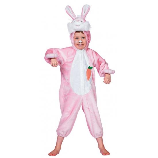 Dieren carnavalskleding konijn kind