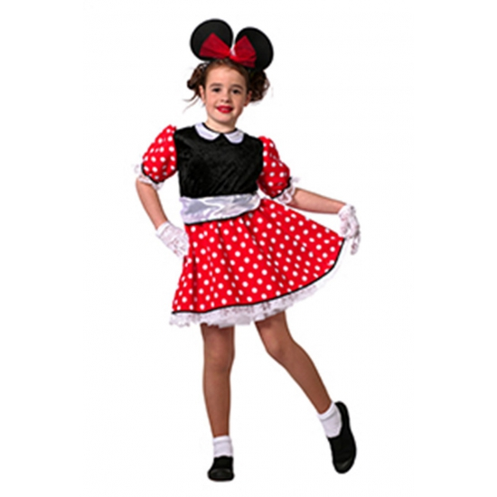 Disney Minnie Mouse jurkje