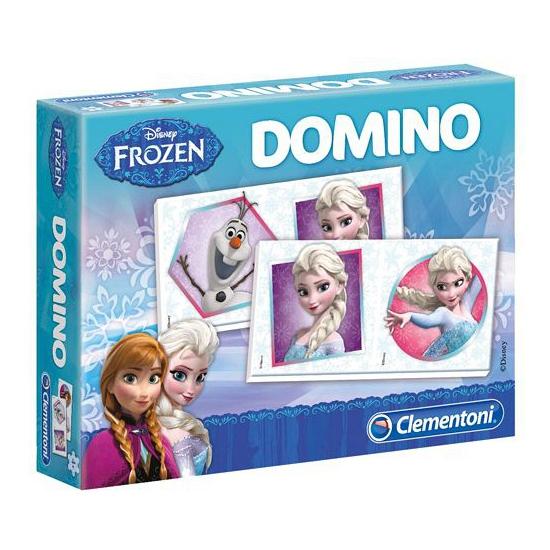 Domino spel frozen