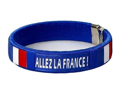 EK polsbandje Frankrijk