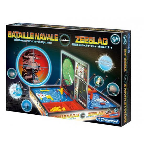 Elektronische spelletjes zeeslag