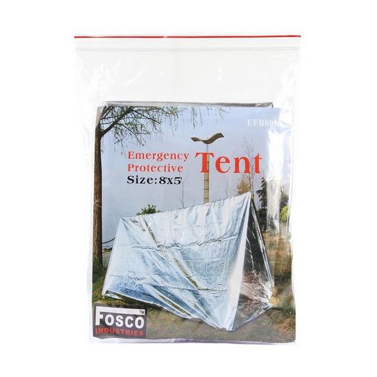 Emergency tent 2,43 x 1,52 m