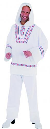 Eskimo kostuums voor heren