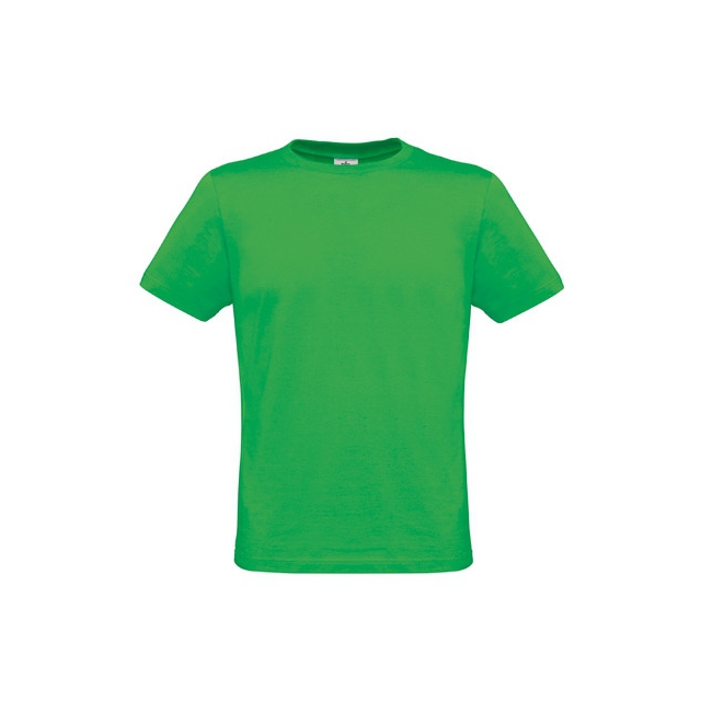 Fel groene heren t shirts